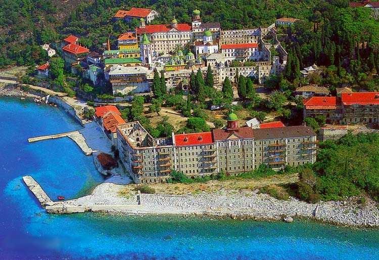 Квартира в остров Афон и турции